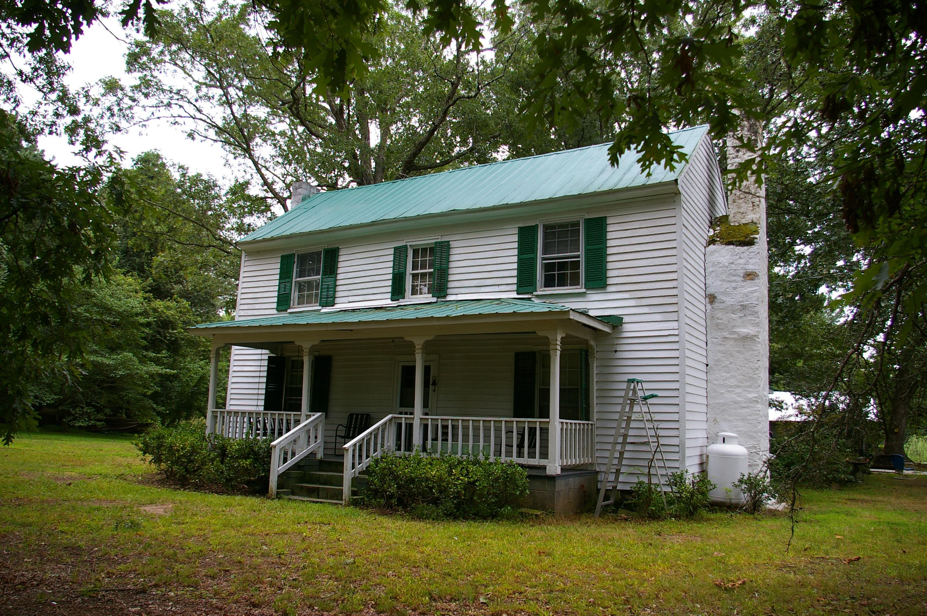 Bailey Estes Dillard House