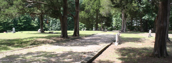 Cary First Christian Cemetery